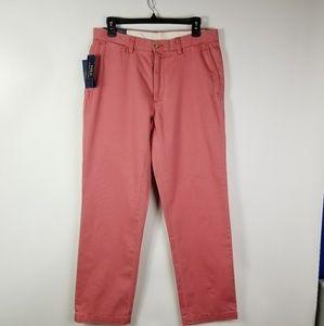 Ralph Lauren Classic Fit pant 32x30 NEW Salmon clr